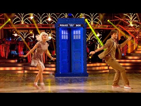 Doctor Who-Inspired Dance on Strictly Come Dancing!