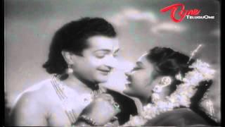 Sri Venkateswara Mahatyam Telugu Movie Songs | Kalaga Kammani | NTR | S Varalakshmi | Savithri