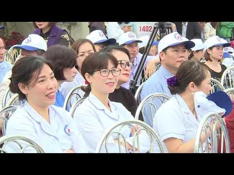 Bệnh viện Phổi Hà Nội mít tinh Hưởng ứng Ngày thế giới phòng chống lao