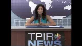 A showcase featuring Gwen reading the TPiR News!