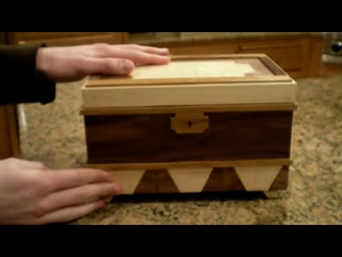 Gretchen's Puzzle Box