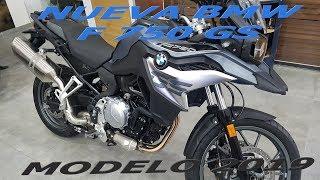 9. BMW F 750 GS Modelo 2019 - Primeras Impresiones