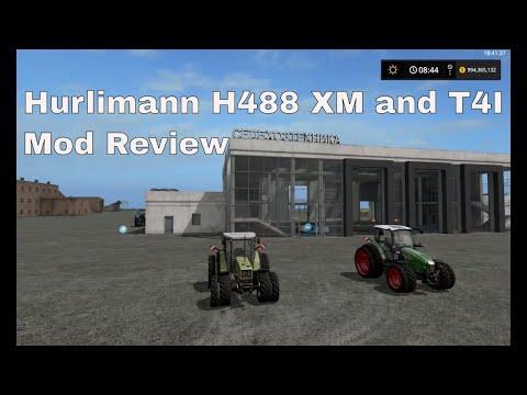 Hurlimann H488 + XM T4i v1.0.0.0