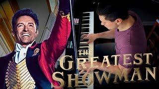 Video THE GREATEST SHOWMAN -  Piano Medley (w/ Sheets) MP3, 3GP, MP4, WEBM, AVI, FLV Mei 2018