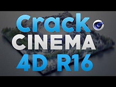 CINEMA 4D R16 FULL CRACK 2016 + KEYGEN