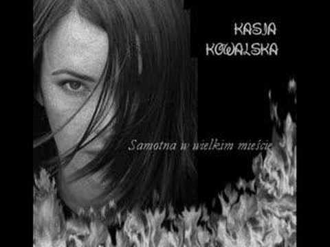 KASIA KOWALSKA - Samotnie spędzę noc (audio)