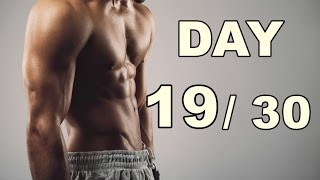 Day 19/30 Abs Workout (30 Days Abs Workout) Home Workout