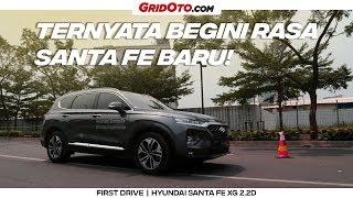 Video Tes Awal Hyundai Santa Fe XG 2.2D 2018 Terbaru | GridOto MP3, 3GP, MP4, WEBM, AVI, FLV Desember 2018