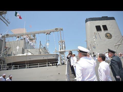Enrique Peña Nieto - Día de la Marina Nacional