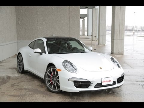 2013 Porsche 911 Carrera 4S Review