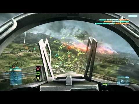 Battlefield 3 Jets Gameplay Goes Big