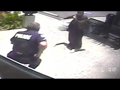 Alabama police officer shot and killed naked student