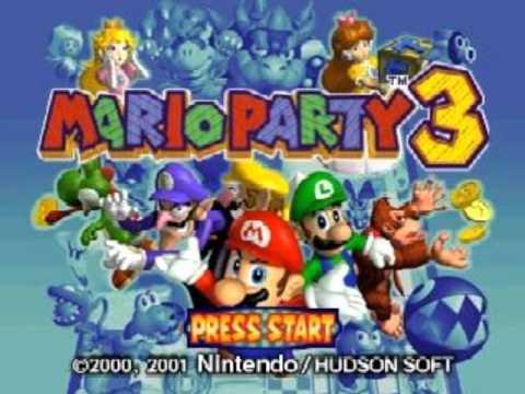 Mario Party 3 OST - Panic!