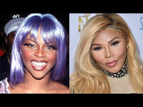 The Sad Truth About Lil Kim's Transformation