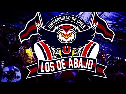 Mejores Canticos Los de Abajo - Los de Abajo - Universidad de Chile - La U