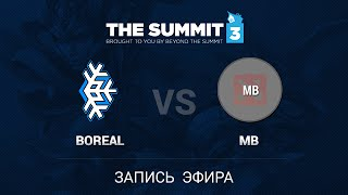 Monib vs Boreal, game 1