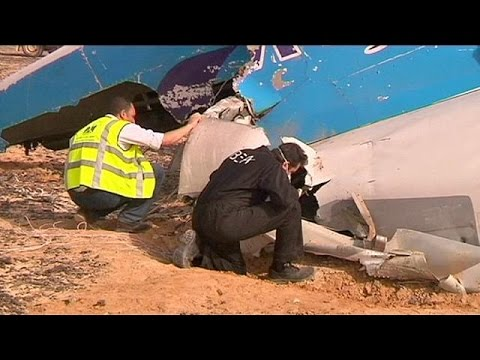 Αίγυπτος: «Μακρά διαδικασία» η έρευνα για την πτώση του αεροπλάνου