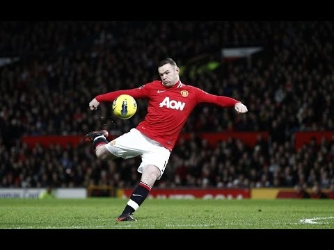 Wayne Rooney | The King | Manchester United | Skills And Goals 2004-2014 |