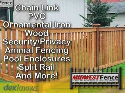 Midwest Fence & Mfg Co