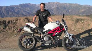 9. 2011 Ducati 796 Bike Review