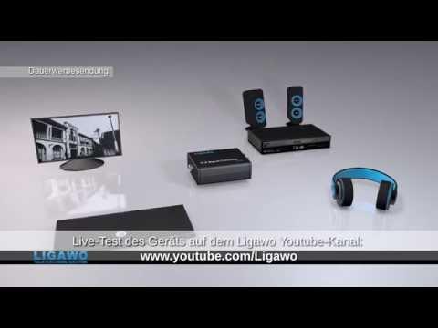 Ligawos Problemlöser: Digital Analog Audio Konverter