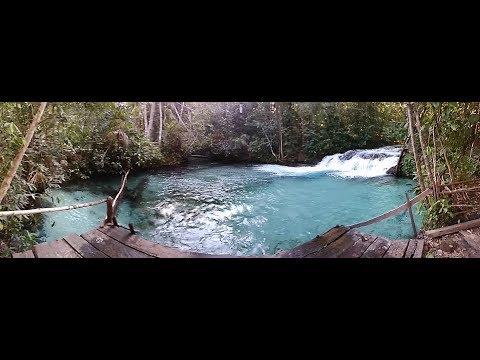 Moto Turismo Aventura Jalapão de Mateiros até a Cachoeira Formiga