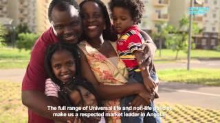 Universal Seguros - Vídeo Institucional