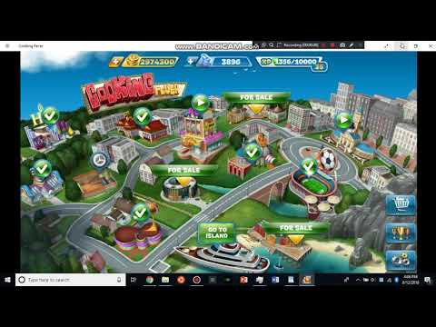 HOW I GET UNLIMITED COINS+GEMS ON COOKING FEVER FOR FREE! (easiest Way With PC)