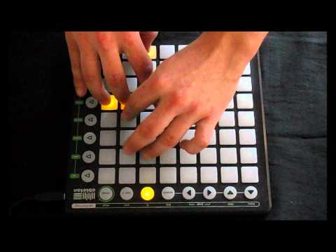 broskie - My second song performed on the Novation Launchpad. This is week three with this mighty machine. Enjoy :)