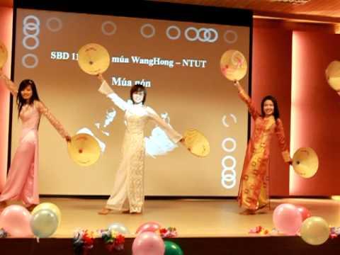 NTUT-VSA-Vietnamese Students Sports Day -Mua non