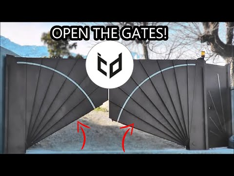 Open The Gates! (automatic Sliding Folding Gate And Door Ideas)