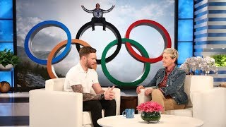Video Gus Kenworthy Thinks the VP Is a 'Strange Choice' as Leader of U.S. Delegation at Olympics MP3, 3GP, MP4, WEBM, AVI, FLV Maret 2018