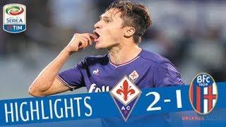 Video Fiorentina - Bologna 2-1 - Highlights - Giornata 4 - Serie A TIM 2017/18 MP3, 3GP, MP4, WEBM, AVI, FLV Maret 2018