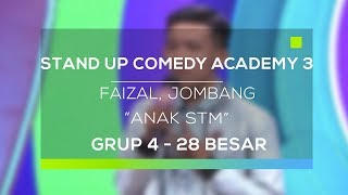 Video Stand Up Comedy Academy 3 : Faizal, Jombang - Anak STM MP3, 3GP, MP4, WEBM, AVI, FLV Januari 2018
