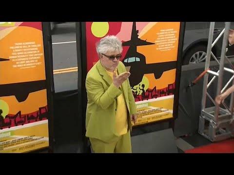 Goldener Löwe der Filmfestspiele von Venedig für Pedr ...
