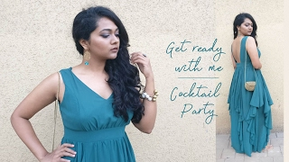 Hey guys!Here is that GRWM you've been asking for!I had a cocktail party to attend and had a BEAUTIFUL dress for it, so I absolutely had to film a get ready with me!Hope you guys like this video and be sure to subscribe and hit that like button :)Products used:LA girl pro concealer in the shade cool tanFreedom Today's tonight eyeshadow paletteFaces ultime pro eyelinerFaces magnet eyes kajalMaybelline lash sensational mascaraMaybelline colour show lipstick in the shade coffee breakSivanna colours shimmer brick 06Outfit: http://flyrobe.com/cerise-uk-deep-v-neck-maxi-chiffon-dress/FEXP03100Social Media:Facebook: https://www.facebook.com/NehaBharadwaj1994/Twitter: https://twitter.com/NehaGBharadwajInstagram: https://www.instagram.com/_nehabharadwaj_/This is not a sponsored video.All views expressed are mine, not meant to hurt any sentiments.All hate and negativity will be blocked