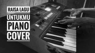 Raisa - Lagu Untukmu (short piano cover) | Instrumental