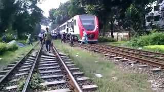 Bangladesh Railway Train Compilation near Banany, Dhaka full download video download mp3 download music download