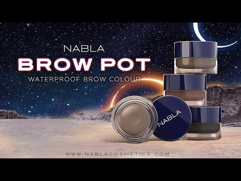 Nabla Brow Pot Uranus