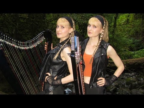 """Survivor  """"Eye of The Tiger"""" Cover by Camille & Kennerly Kitt"""