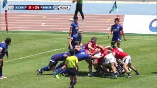 Korea vs Hong Kong highlights – ARC 2017 Week 5