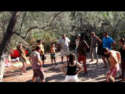 Dedetepe 2013 Afrika Dansı