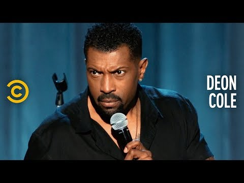 Questions That Will Blow Your Mind - Deon Cole