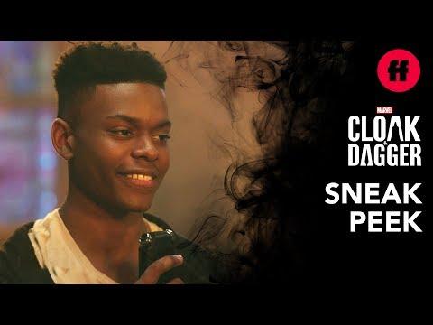 Exclusive WonderCon 2019 Sneak Peek | Marvel's Cloak & Dagger | Freeform