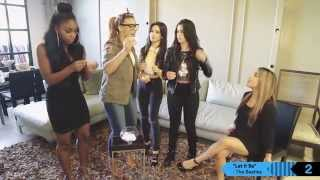 "Video Fifth Harmony Plays ""Lose Da Lyrics"" Guessing Game! MP3, 3GP, MP4, WEBM, AVI, FLV Juli 2018"