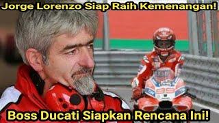 Video Bikin Syok! Diam-Diam Boss Ducati Akan Lakukan Ini Demi Jorge Lorenzo Juara Di MotoGP Aragon MP3, 3GP, MP4, WEBM, AVI, FLV September 2018