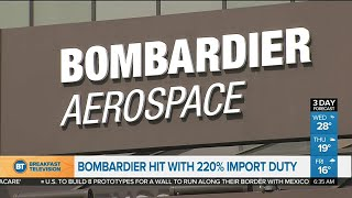 Video Bombardier hit with hefty import duty MP3, 3GP, MP4, WEBM, AVI, FLV Oktober 2017