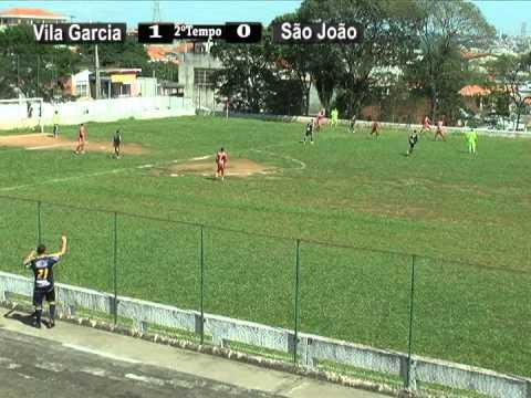 Vila Garcia 2x1 São João - Varzeano Votorantim