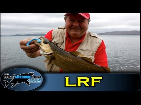 LRF – Light Rock Fishing Tips – The Totally Awesome Fishing Show