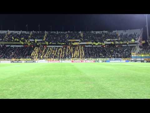 La Copa Libertadores es mi obsesión - Hinchada - Peñarol vs Palmeiras - Barra Amsterdam - Peñarol